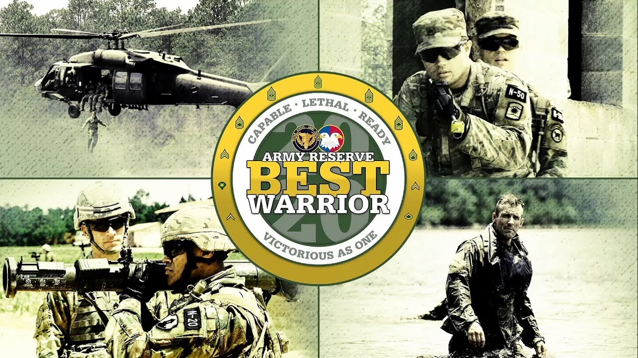 Army Reserve 2020 Best Warrior Competition