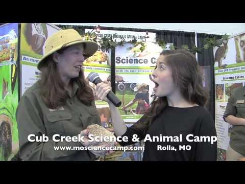 Cub Creek Science and Animal Camp