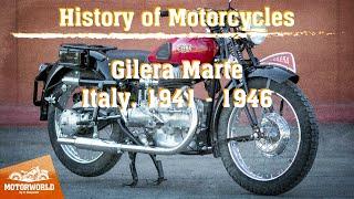 Gilera Marte (Italy) - Trial by Motorworld by V.Sheyanov (Russia)