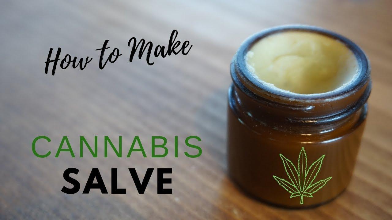 Download DIY Cannabis Salve | Ointment