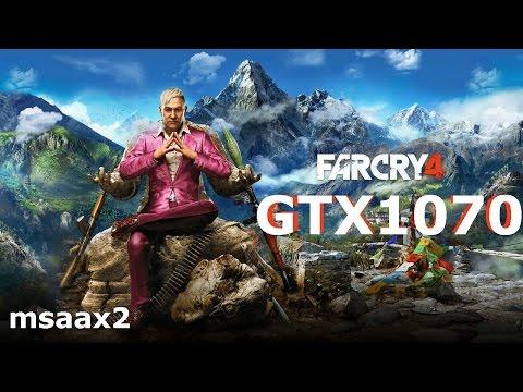 Far Cry 4 - MSI GTX 1070 Ultra Settings 60FPS 1080p |