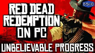 Red Dead Redemption on PC | An Unbelievable Upgrade - Xbox 360 Emulation