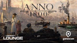 Anno: 1800 Détail trailer