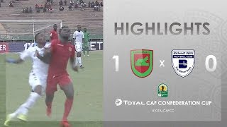 Djoliba AC 1-0 Bidvest Wits | HIGHLIGHTS | Match Day 2 | TotalCAFCC