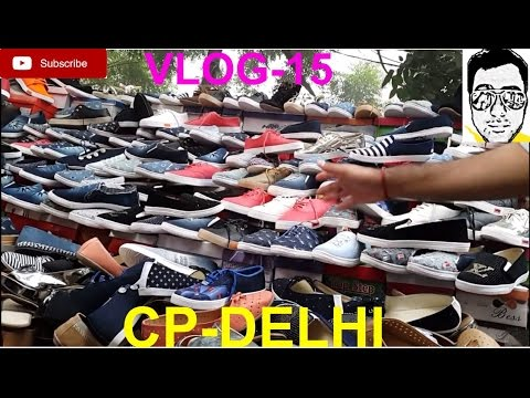 FASHION CLOTHING(shoes, jeans,watches) || CP[janpath market] || delhi || gaurav sharma