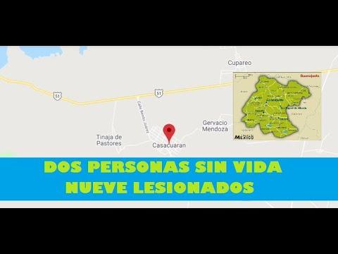 También En Yuriria, Guanajuato Durante Una Fiesta Patronal En Casacuarán