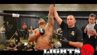 Matthew spencer vs Jonathan Ferrell Fight Night 3