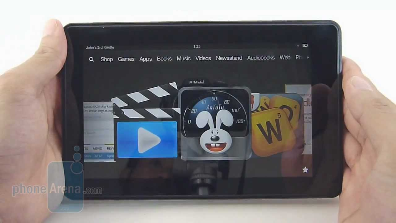 Amazon Kindle Fire 2 Review