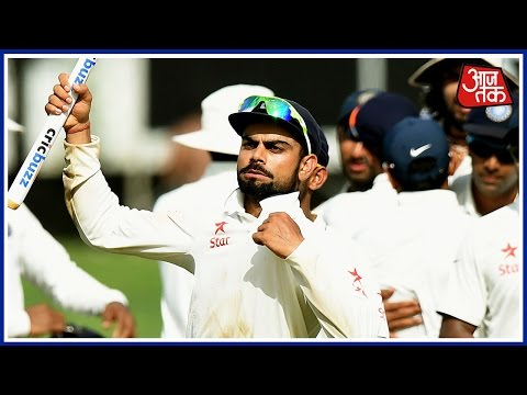 India Becomes No. 1 In ICC Test Ranking After Winning Test Match In Kolkata