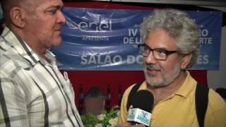 Escritor Jorge Pinheiro lançou livro na IV Feira do Livro e destaca o significado da leitura