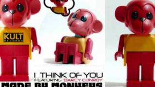 Made by Monkeys - I Think Of You (Mindskap remix) KULT Rec