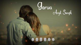 Gerua by Arijit Singh WhatsApp status | Someone Special | Love WhatsApp status | Abhay Editor