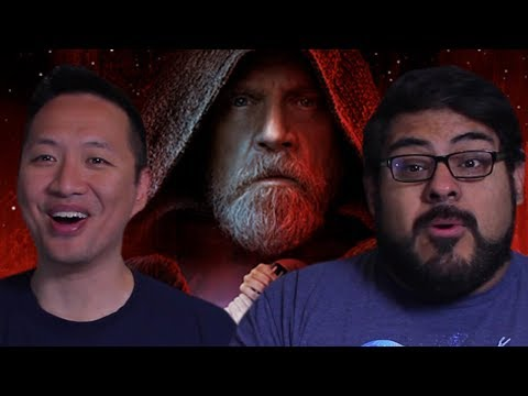 Thumbnail: Star Wars: The Last Jedi Trailer Reaction and Review
