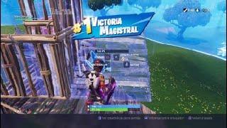 Fortnite 17 kills solitario