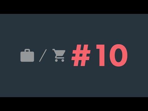 Designing an eCommerce Portfolio: Shopping Cart