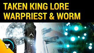 Destiny Taken King Lore: King