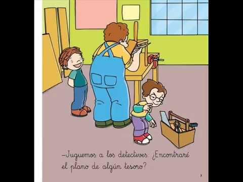 Antonio, el carpintero - Cuento para ni�os de 5 a�os