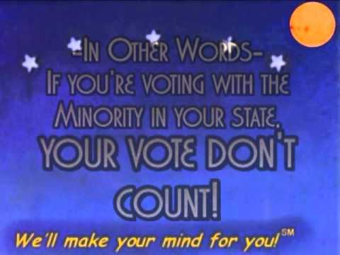 VOTES THAT NEVER COUNT