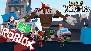 The FGN Crew Plays: ROBLOX - Book of Monsters