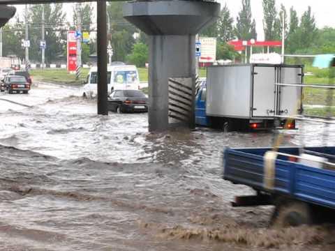 Саратов, потоп, ВСО 20.06.2013