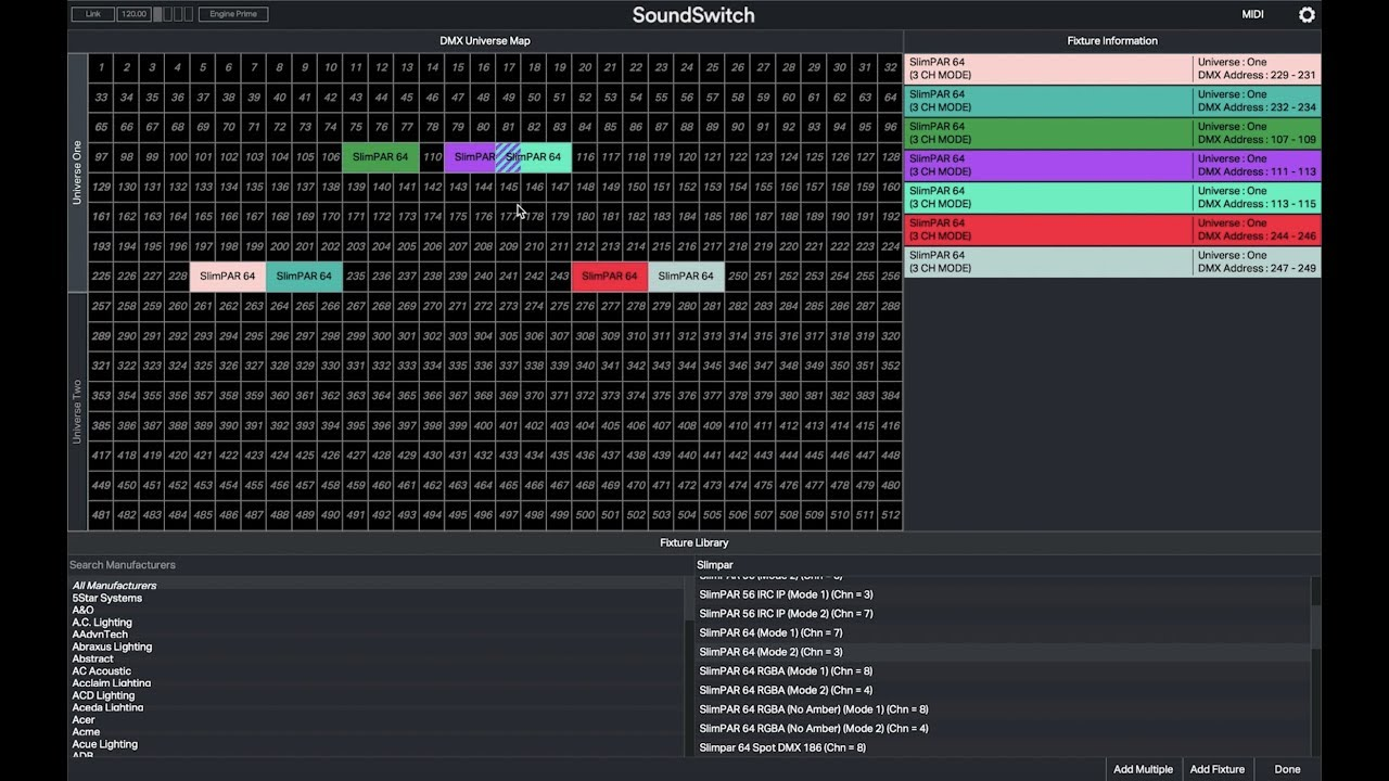 SoundSwitch | Connecting DJ Software and Lighting