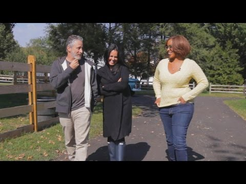 """Jon and Tracey Stewart share new mission with """"Do Unto Animals"""""""