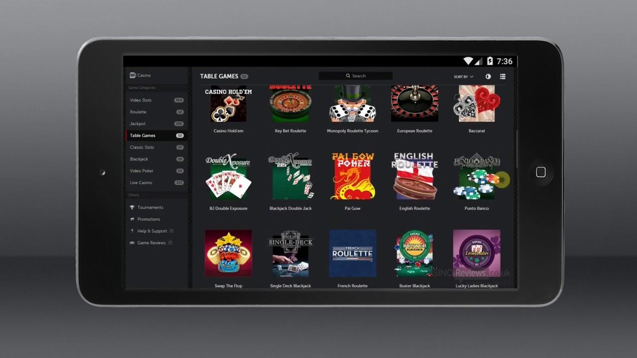 Betsafe Casino Mobile
