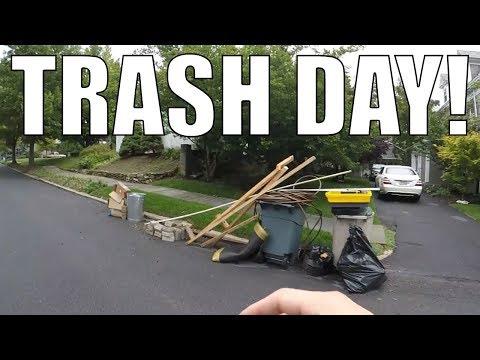 TRASH PICKING Finding FREE TREASURES - Garbage Picking Ep. 79