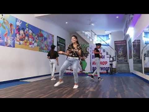Fusion Dance Performance || Cheez Badi Full  Dance Video