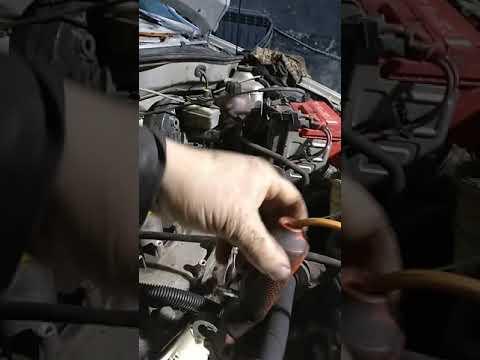 Снятие головки блока цилиндров (гбц) на ладе ларгус 8 клапанов двигатель К7М рено