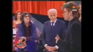 Charly Garcia y Pipo Cipolatti