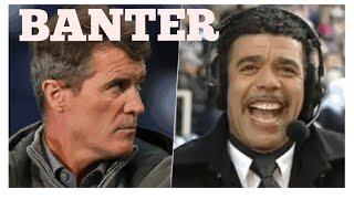 When Roy Keane Met Kamara In a Lift