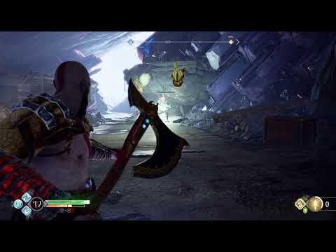 God Of War Landsuther Mines Get To First Traveller