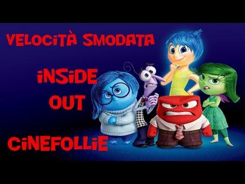 #CineFollie - Inside Out Di Pete Docter In #VelocitàSmodata