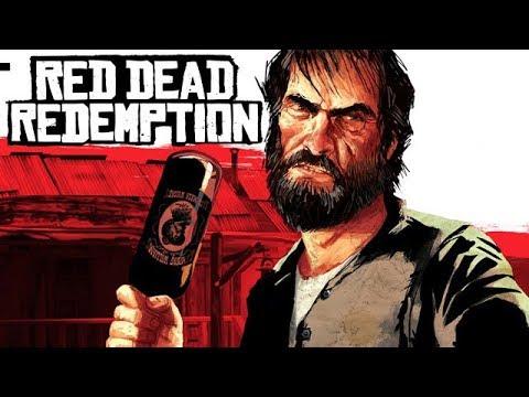 Red Dead Redemption Gameplay German - Saufen und Raufen