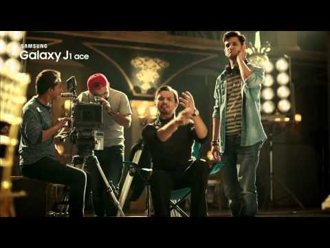 Samsung Galaxy J1 ace TVC