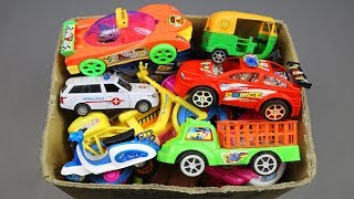 Cars Collection Box Full Of Toys