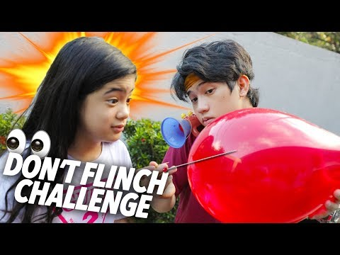 Don't Flinch Challenge!! | Ranz and Niana