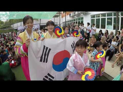 ISP KL - Parade of Nations: International Day 2018