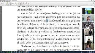 12 La Fundamenta Instruo de Ŭonbulismo | 에스페란토 원불교 정전 공부 (zoom)