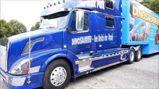 Volvo Вольво VNL 780 Грузовик Truck LKW 30.07.2013