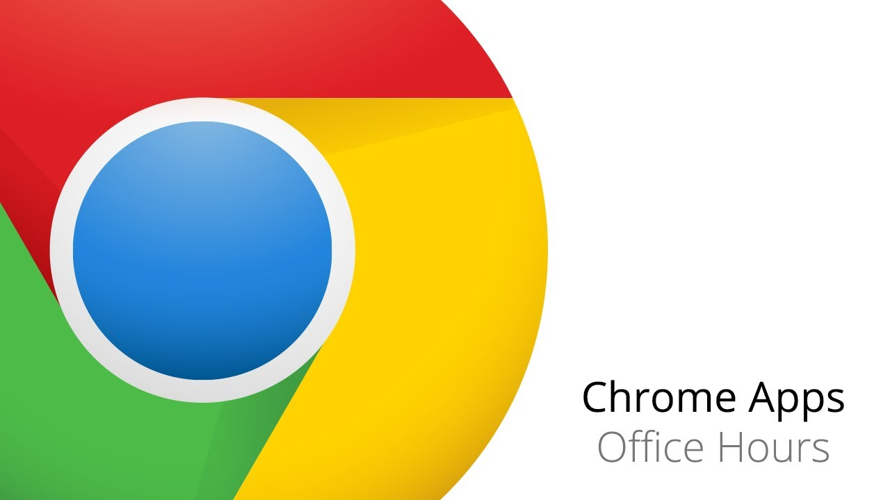 Chrome Apps Office Hours: Text to Speech API