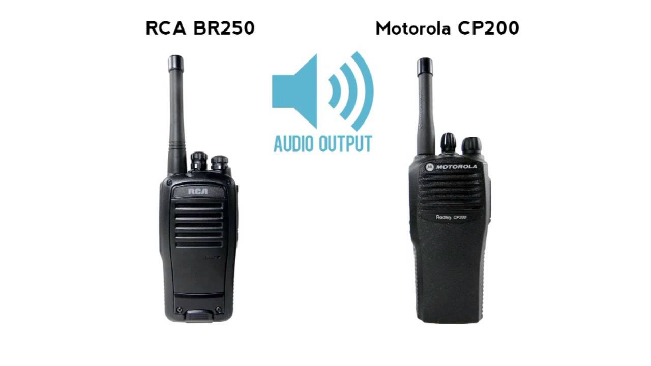 motorola walkie talkie cp200. rca br250 vs motorola cp200 comparison walkie talkie cp200