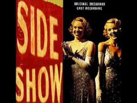 """5. """"The Devil You Know"""" (""""Side Show"""" Original Cast Recording)"""