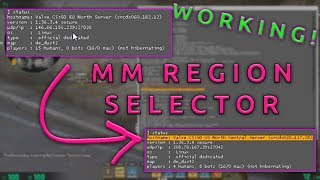 cSGO - How to choose your MM region! (TESTED WORKING 17/1/2020)