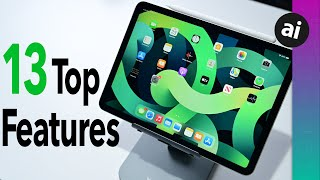 Top Features of the 2020 iPad Air 4!!