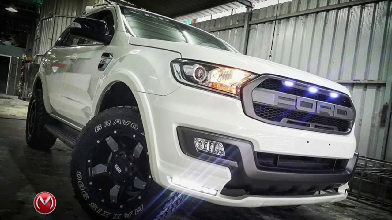 Modified New Ford Endeavour From Bangalore India Youtube