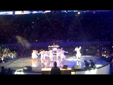 XB GENSAN - Jagthug World Dance Off Champion