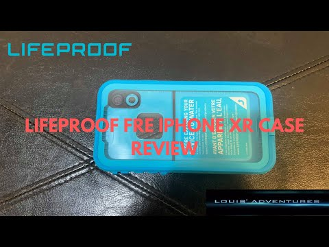 Lifeproof Fré iPhone XR Case Review