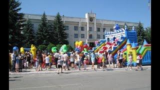 Международный день защиты детей в Дондюшанах